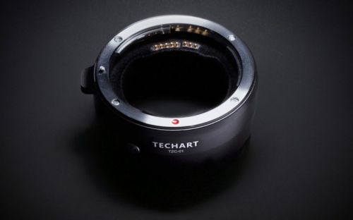 New Techart EF-to-Z Adapter Lets You Use Canon Lenses on Nikon Cameras with Full AF and Stabilization
