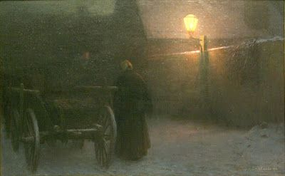 Jakub Schikaneder: Mood, Mystery, and Murder