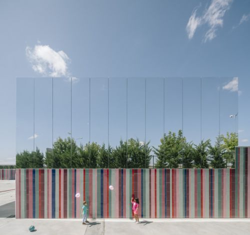 The Almost Invisible School / ABLM arquitectos
