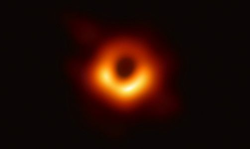 This is the World's First Photo of a Black Hole