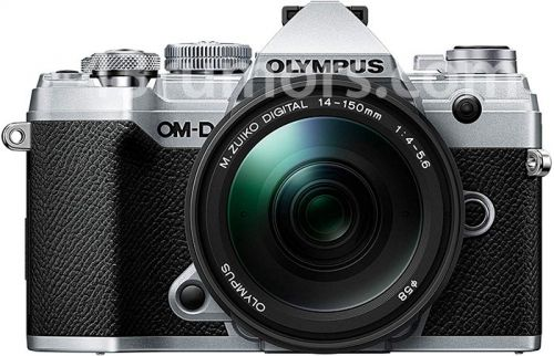 Olympus to Release E-M5 Mark III Next Week with New Sensor and Better IBIS