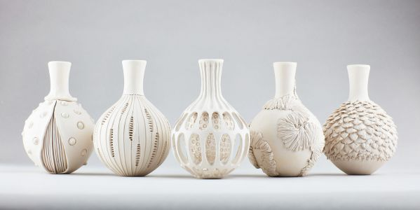 Ceramist Anna Whitehouse Created 100 Unique Clay Vessels in 100 Days