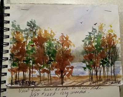 Journal -Falls Lake Durham NC