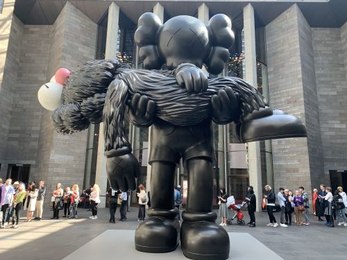 Coverage: Kaws Museum Exhibition At NGV Melbourne