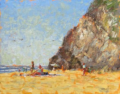 5 Simple Tips for Plein Air Painting