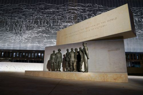 Frank Gehry's Eisenhower Memorial Finally Set to Open