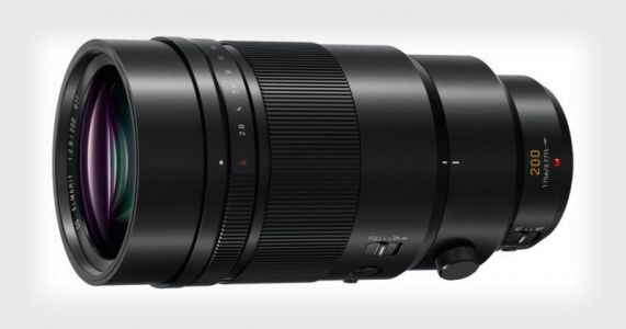 Panasonic Unveils the Leica DG Elmarit 200mm f/2.8 Power O.I.S