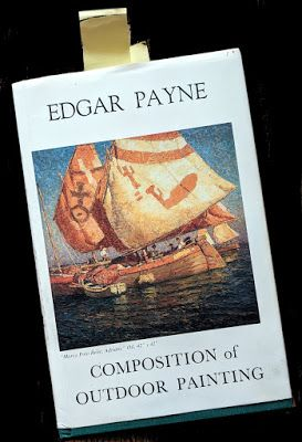 Books: Edgar Payne, Composition of Outdoor Painting