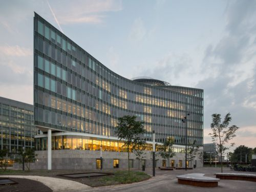Stibbe Law Firm Headquarters / JCAU B.V