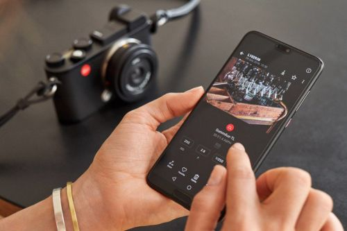 Leica FOTOS is a Universal Smartphone App for Leica Cameras