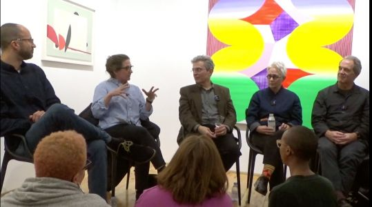 Panel discussion: The issues facing painting in 2020