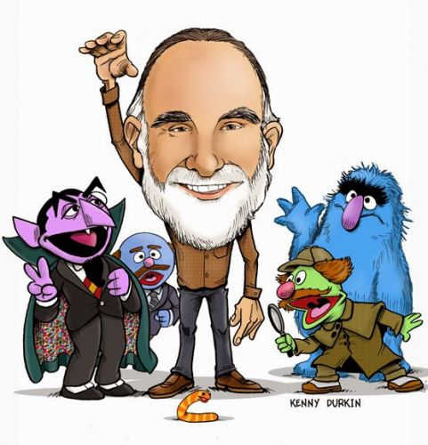 The Muppet Performer Series: Jerry Nelson