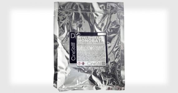 CineStill Launches Powdered 'Just Add Water' Film Developers