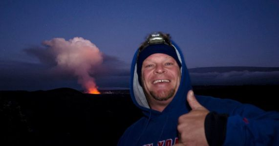 Photographer Dies Leading Lava Flow Tour in Hawaii