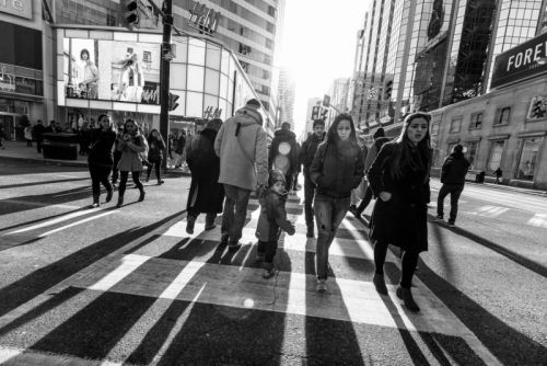 Street Photography: Risk and Reward