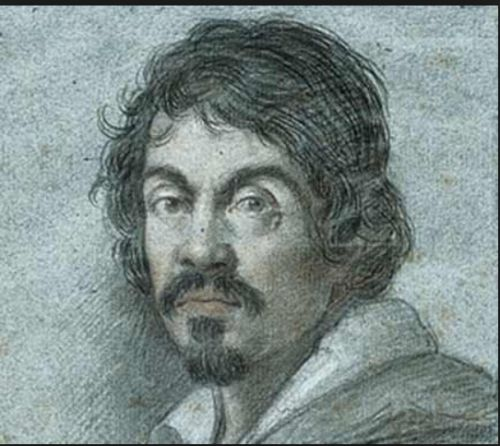 Caravaggio. Born this day in 1571