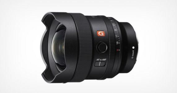Sony Unveils the Compact and Lightweight 14mm f/1.8 G-Master Lens