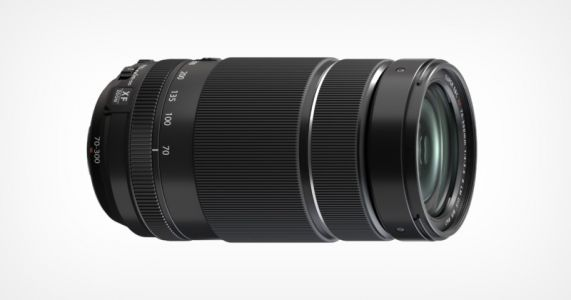 Fujifilm Announces the 'Versatile' XF70-300mm f/4-5.6 Zoom Lens