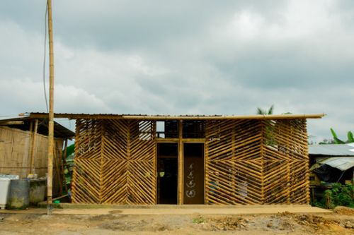 The House of Meche: Workshop of Local Construction Practices / ENSUSITIO Arquitectura