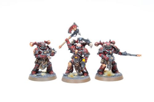 Showcase: Shadowspear Word Bearers Chaos Space Marines