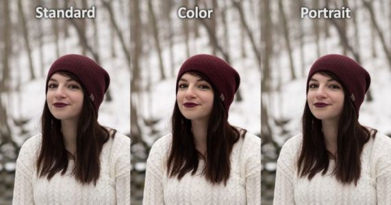 A Closer Look at Lightroom's New and Improved Profiles