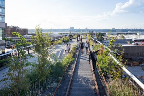 NYC's High Line Wins the 2017 Veronica Rudge Green Prize in Urban Design