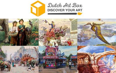 Featured Artist on Dutch Art Box