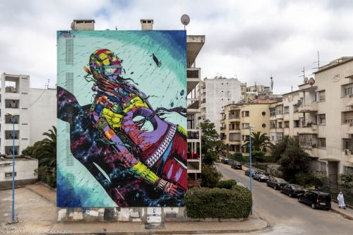 """""""You Have The Hole, The Whole Universe"""" by Deih in Casablanca, Morocco"""
