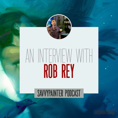 Interview with the Savvy Painter Podcast