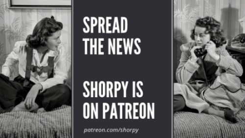 Shorpy Joins Patreon!