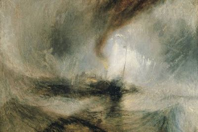 Joseph Mallord William Turner, Born on this day in 1775