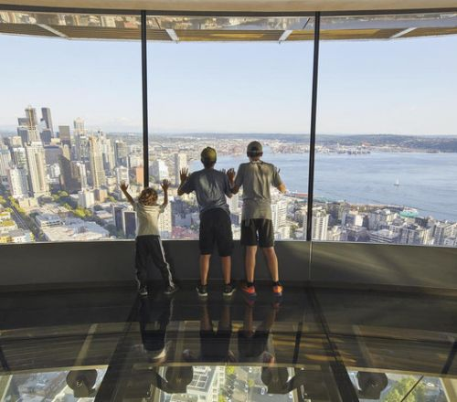Space Needle Renovation / Olson Kundig