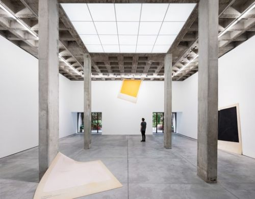 Architecture of Exhibition Spaces: 23 Art Galleries around the World