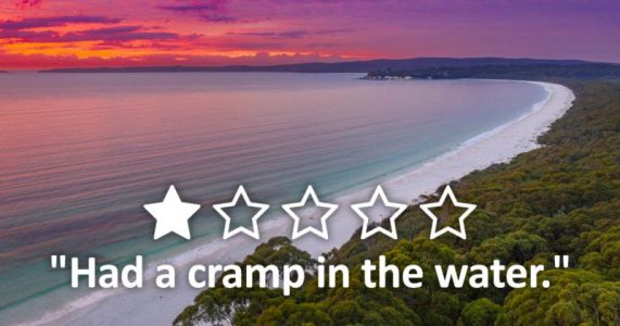 The Silliest Online Reviews of Beautiful Landscape Photo Spots