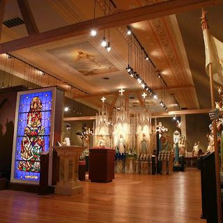 Have Your Event at the Museum of Divine Statues