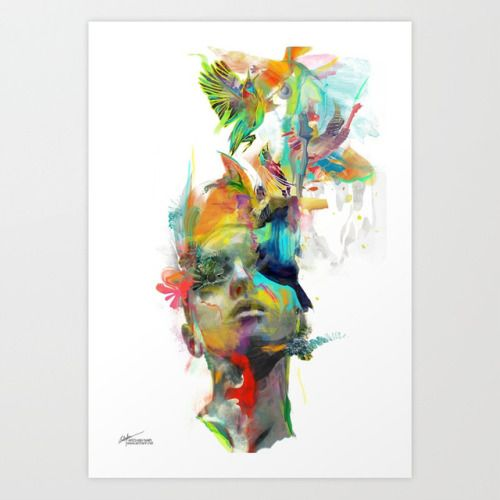Art Prints by Archan NairDream Theory | Waiting | Adhyasa |