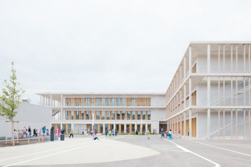 Four Primary Schools in Modular Design / wulf architekten