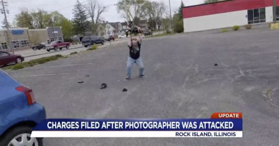 Man Faces Up to 5 Years in Prison for Smashing News Photographer's Camera