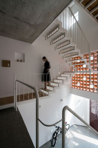 THE'S House / G+ Architects