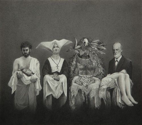 Alejandro García RestrepoThere are scary things all around us