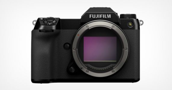 Fujifilm Unveils the Medium Format GFX100S: 102MP, 5-Axis IBIS, $6,000