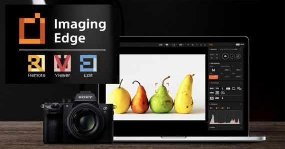 Sony Launches Imaging Edge Software Suite: Remote, Viewer, and Edit
