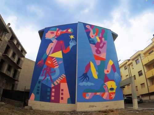 La Mandarra, VVITCH- a new project by Gio Pistone in Basilicata, Italy