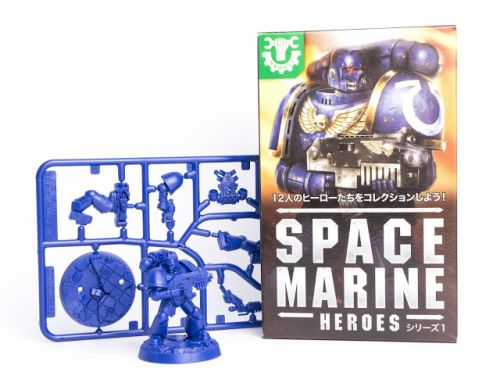 Review: Space Marine Heroes Series 1
