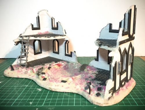 Tutorial: How to Scratch Build Ruined Buildings