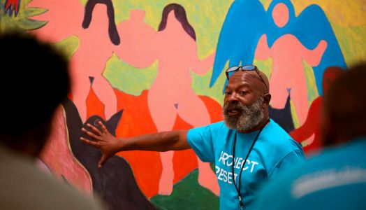 Project Reset Diverts Low-Level Offenders from Court with Art Workshops in New York City