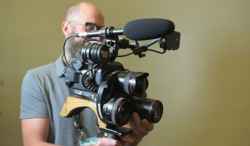 This Multi Turret Lets You Mount 3 Lenses on 1 Camera