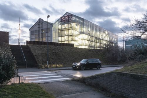 Lacaton & Vassal's FRAC Dunkerque is an Architectural Echo Both in Form and in Concept