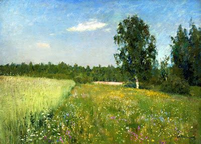 Some thoughts on Isaac Levitan