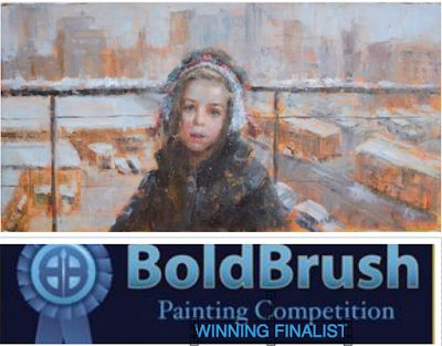 Bold Brush Winner